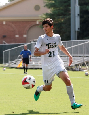 Men's Soccer: Four goal outburst helps Tribe to CAA victory