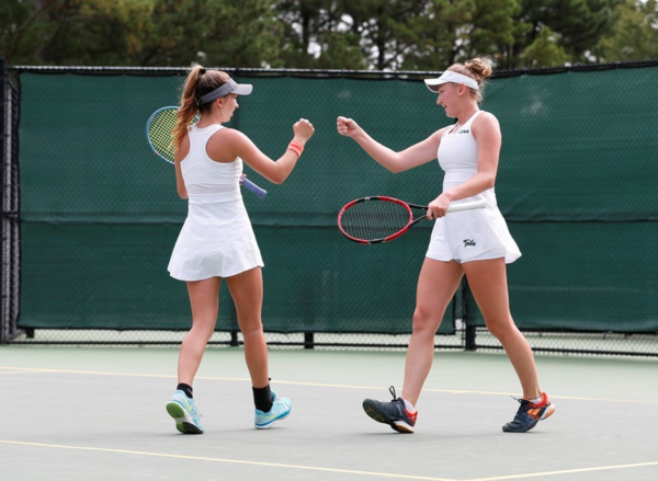 Women's Tennis: Tribe has strong showing at Wake Forest Invitational