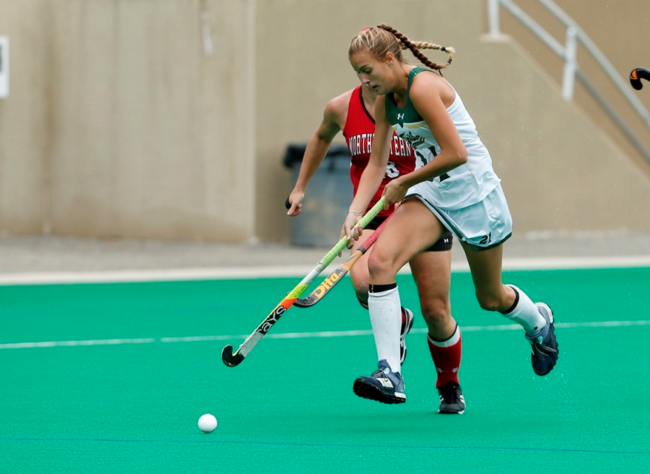 Field Hockey: Tribe falls 3-1 to Delaware, rebounds to top Drexel 2-0