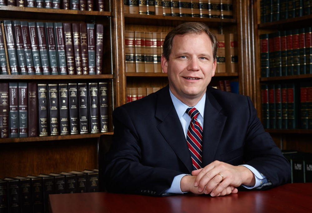 John Adams challenges incumbent Mark Herring for post of attorney general