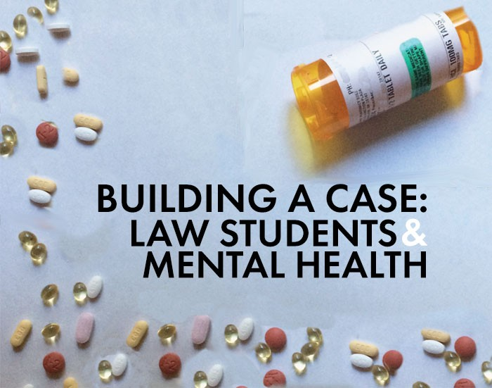 Building a case for mental health: Law students allege Student Health Center mishandled depression screening data