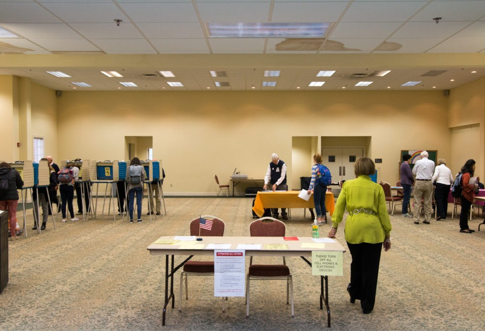 Students opt to vote with provisional ballots Nov. 7: Driver's license address changes bar students from traditional voting