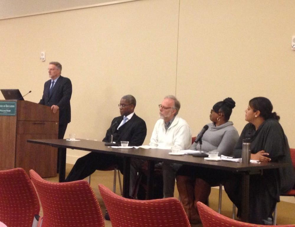 School of Education hosts social justice panel
