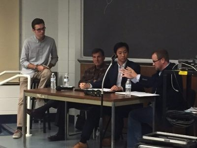 Panel on poverty seeks to create relationships with impoverished