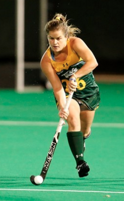 Field Hockey: Tribe upsets James Madison, falls to Delaware in CAA Championship