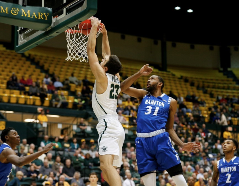 Men's Basketball: Tribe secures first win of the season at home