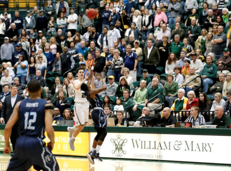 Men's Basketball: Buzzer beater victory over Old Dominion