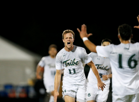 Men's Soccer: Tribe falls in first round of NCAA Tournament