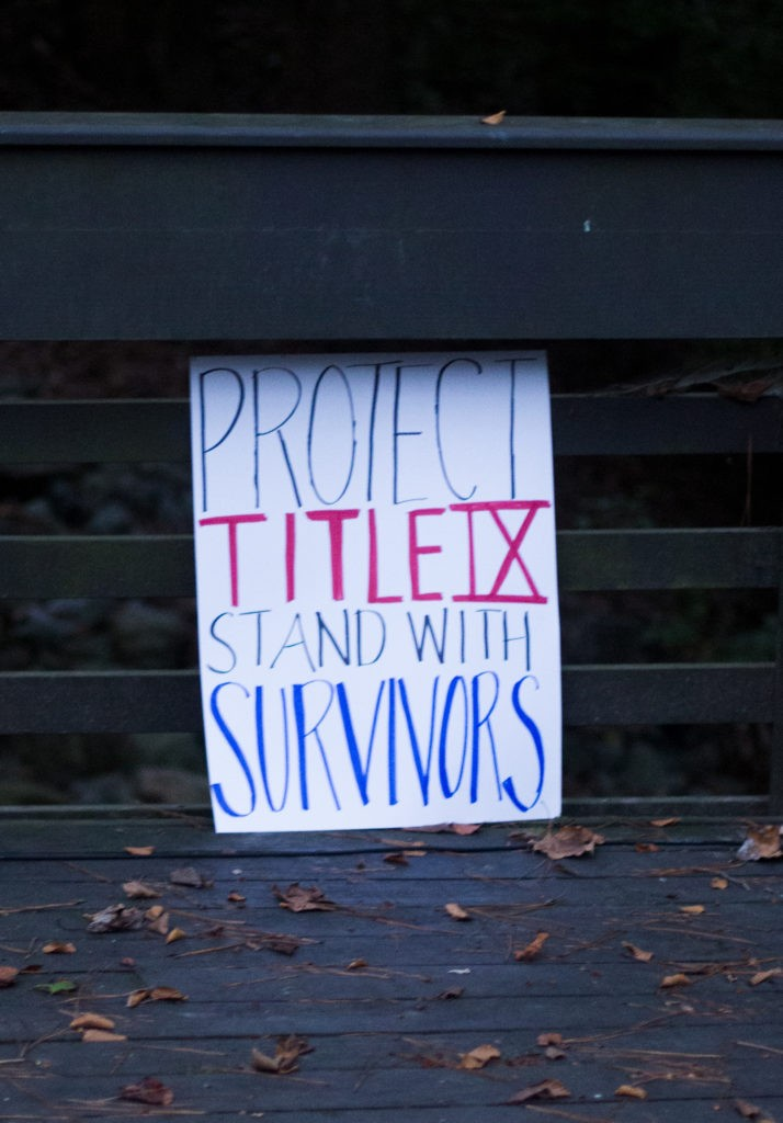 Letter to President Revely: Preserve Title IX protections