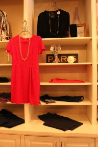 An interior shot of Closet Envy. AUDREY KRIVA / THE FLAT HAT