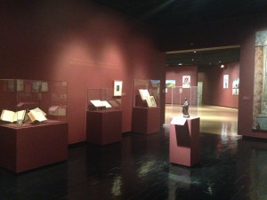 The exhibit will be open until Apr. 9. COURTESY PHOTO / ANNE LEE FOSTER