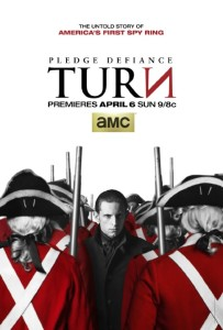 Season two of Turn will be airing on AMC later this spring. COURTESY PHOTO / FLICKR.COM