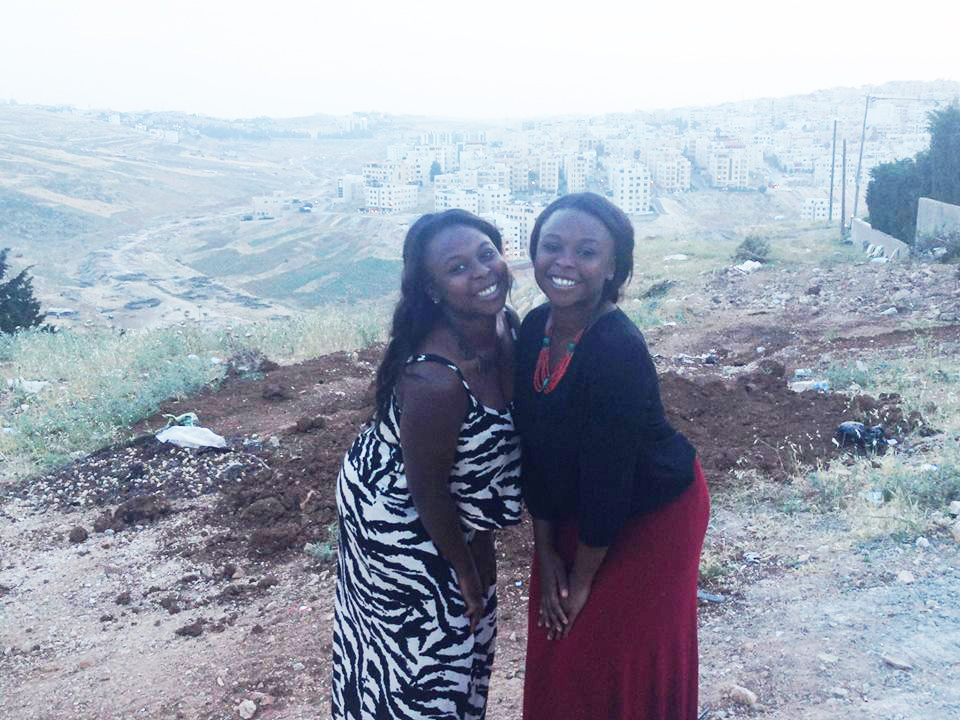 Rachel and Esther dislike dressing the same and try to avoid looking too much alike. COURTESY PHOTO / RACHEL KALLON