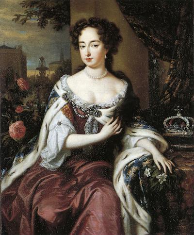 A portrait of Queen Mary II. COURTESY PHOTO / WIKIPEDIA.COM